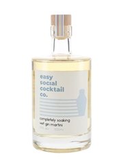 Easy Social Cocktail Co. Wet Gin Martini 50cl / 29%