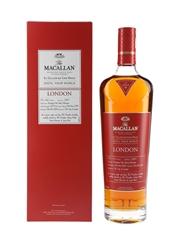 Macallan 2008 Distil Your World London Edition Bottled 2020 - Single Cask 70cl / 62.9%