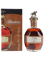 Blanton's Straight From The Barrel No. 137 Bottled 2020 70cl / 64.6%