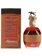 Blanton's Straight From The Barrel No. 595 Bottled 2020 70cl / 65.3%