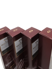 Macallan Whisky Maker's Edition Classic Travel Range 4 x 70cl / 42.8%