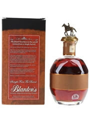 Blanton's Straight From The Barrel No. 305 Bottled 2018 70cl / 68.75%