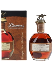 Blanton's Straight From The Barrel No. 117 Bottled 2020 70cl / 65.15%