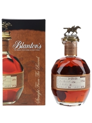 Blanton's Straight From The Barrel No. 116 Bottled 2020 70cl / 64.8%