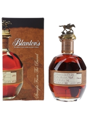 Blanton's Straight From The Barrel No. 464 Bottled 2020 70cl / 63.3%