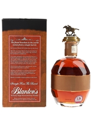 Blanton's Straight From The Barrel No. 1494 Bottled 2018 70cl / 66.15%
