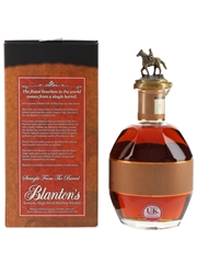 Blanton's Straight From The Barrel No. 547 Bottled 2018 - Bottle Number 5 70cl / 63.8%