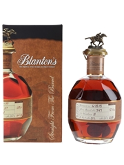 Blanton's Straight From The Barrel No. 547 Bottled 2018 70cl / 63.8%