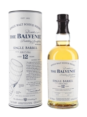 Balvenie 12 Year Old Single Barrel First Fill 70cl / 47.8%