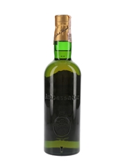 Ambassador 8 Year Old Deluxe Bottled 1960s-1970s - Sposetti 75cl / 43%