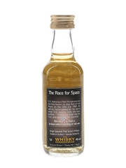 Neil Armstrong First Man On The Moon The Whisky Connoisseur - Race For Space 5cl / 40%