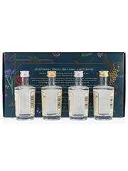 One Gin Tasting Set Sage & Apple 4 x 5cl / 43%