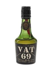 Vat 69 Bottled 1950s-1960s 5cl / 40%