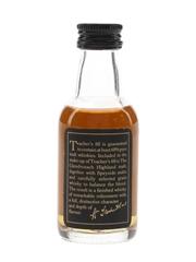 Teacher's 60 Reserve Stock Bottled 1980s 5cl / 40%