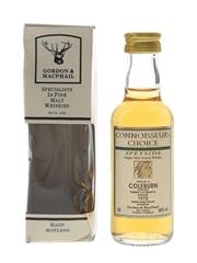 Coleburn 1972 Connoisseurs Choice