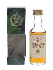 Highland Fusilier 15 Year Old