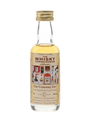 Macallan 10 Year Old The Whisky Connoisseur's Centenary