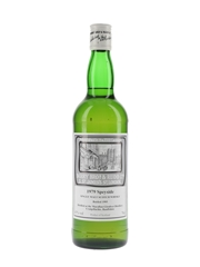 Macallan Glenlivet 1979 Bottled 1995 - Berry Bros. & Rudd 70cl / 43%