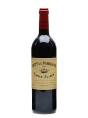 Clos Du Marquis 2000 Saint-Julien 12 x 75cl / 13%
