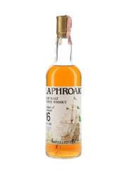 Laphroaig 1968 16 Year Old Sestante Bottled 1980s - Co. Import Pinerolo 75cl / 40%