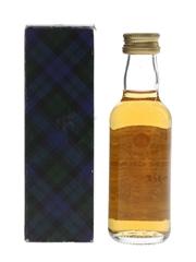 Glen Grant 15 Year Old Bottled 1990s - Gordon & MacPhail 5cl / 40%