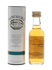 Bowmore 10 Year Old Bottled 1990s 5cl / 40%