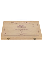Marquis De Sylene Cognac Tasting Set
