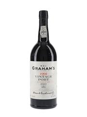Graham's 1991 Vintage Port