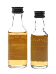 Blair Athol 8 Year Old Bottled 1980s 3cl & 5cl / 40%