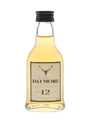 Dalmore 12 Year Old Bottled 2000s 5cl / 43%
