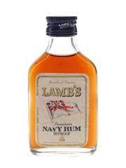 Lamb's Demerara Navy Rum