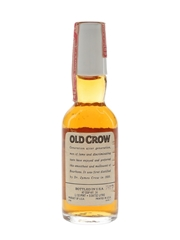 Old Crow 6 Year Old Bottled 1970s 4.7cl / 40%