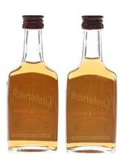 Grant's Glenborough Scotch & Bourbon Liqueur  2 x 4cl / 35%