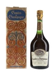 Taittinger 1969 Comtes De Champagne