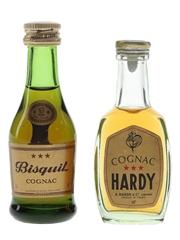 Bisquit & Hardy 3 Star Cognac