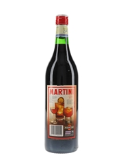 Martini Rosso Vermouth Bottled 1980s - Duty Free 100cl / 16%