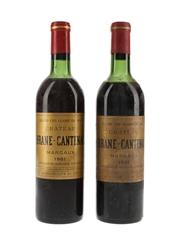 Chateau Brane Cantenac 1961