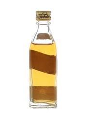 Johnnie Walker Black Label Bottled 1970s 5cl / 40%