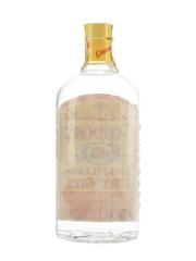 Gordon's Dry Gin Bottled 1970s 100cl / 43%