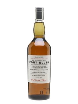 Port Ellen 1981 Single Cask
