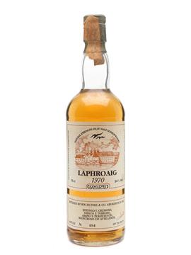 Laphroaig 1970 Samaroli