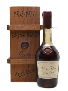 Martell Silver Jubilee Cognac 1952 - 1977