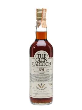 Glen Garioch 1971 Samaroli