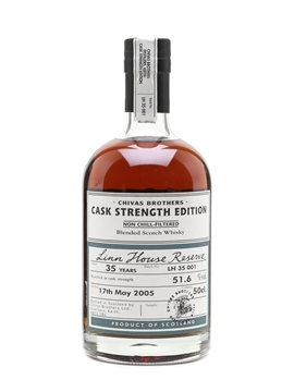 Chivas Brothers 35 Year Old Linn House Reserve