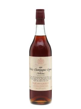 Berry Bros & Rudd 1930 Arthenac Cognac