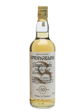 Springbank 50 Year Old