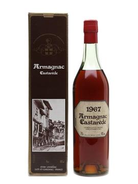 Castarede 1967 Armagnac