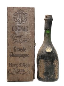 Comte Joseph Hors D'Age Cognac