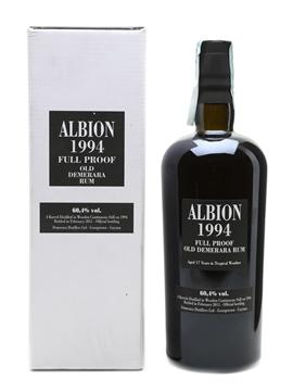 Albion 1994 Full Proof Demerara Rum