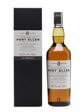 Port Ellen 1978 - 8th Release